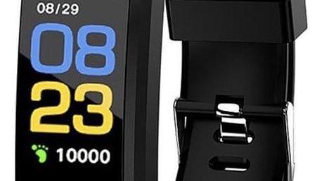 Fitness náramek Carneo Fit Essential černý (8588006962499)