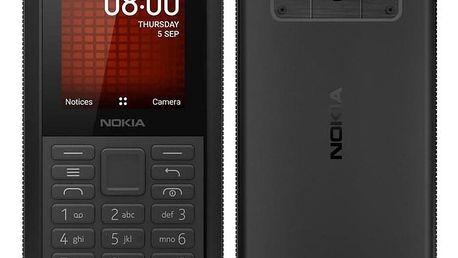 Nokia 800 Tough černý (16CNTB01A02)