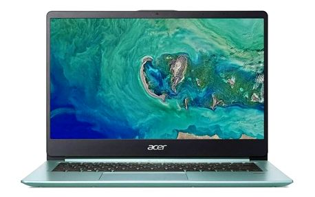 Notebook Acer Swift 1 (SF114-32-P0FL) zelený + MS Office 365 pro jednotlivce (NX.GZHEC.001)