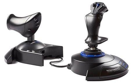 Thrustmaster T. Flight Hotas 4 Ace Combat 7 pro PS4, PS4 PRO a PC (4160647)