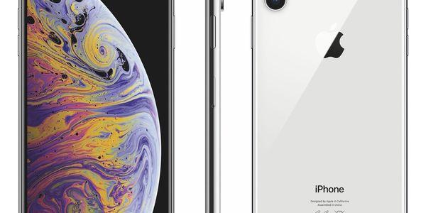 Mobilní telefon Apple iPhone Xs Max 512 GB - silver (MT572CN/A)2