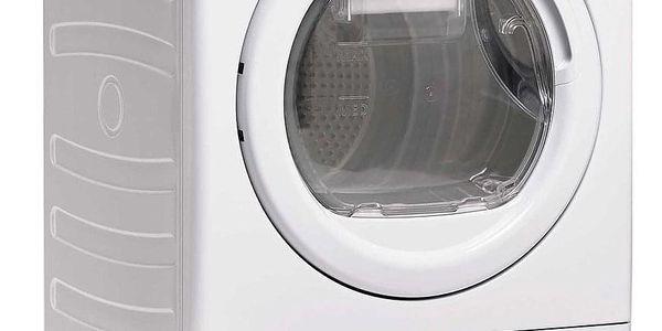 Sušička prádla Candy CSO4 H7A2DE-S bílá + DOPRAVA ZDARMA2