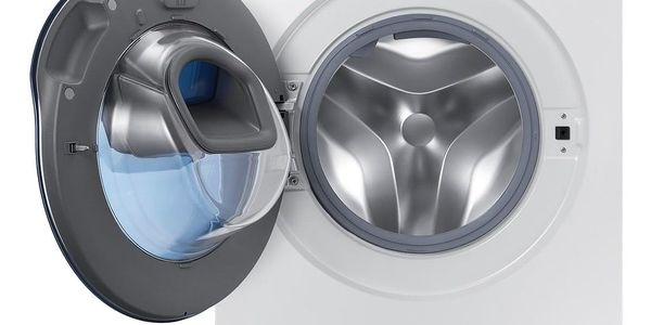 Pračka se sušičkou Samsung WD10N644R2W/LE bílá2