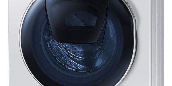 Pračka se sušičkou Samsung WD10N644R2W/LE bílá3