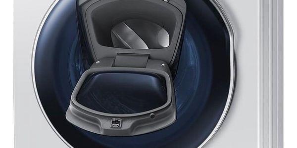 Pračka se sušičkou Samsung WD10N644R2W/LE bílá4