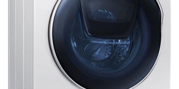 Pračka se sušičkou Samsung WD10N644R2W/LE bílá5