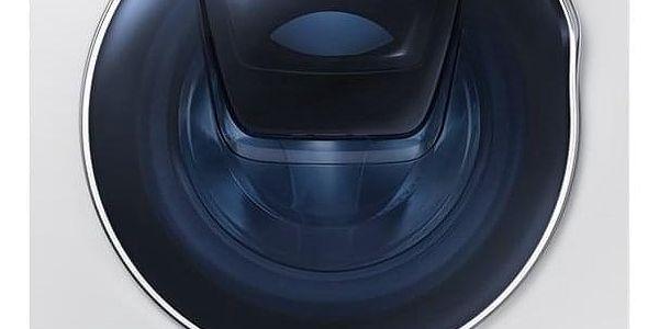 Pračka se sušičkou Samsung WD10N644R2W/LE bílá