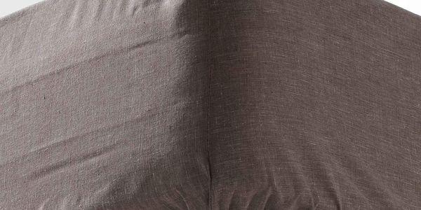 Douceur d'intérieur Vybaven plech skutečně hnědý, 160 x 2004
