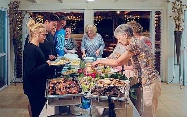 Moana Sands Beachfront Hotel, Cookovy ostrovy, letecky, snídaně v ceně2