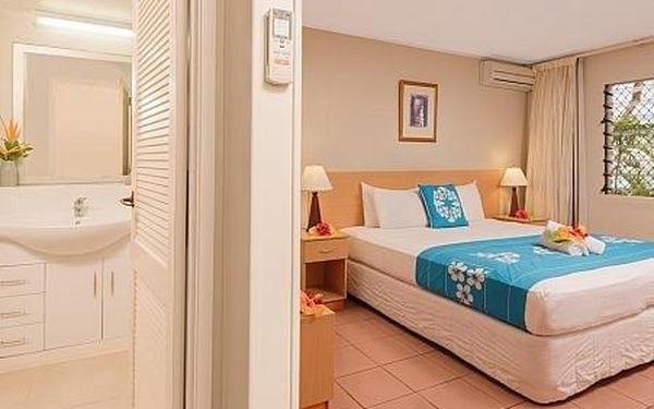 Moana Sands Beachfront Hotel, Cookovy ostrovy, letecky, snídaně v ceně4