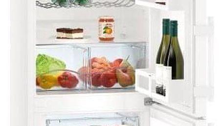Chladnička s mrazničkou Liebherr Comfort CU 2915 bílá
