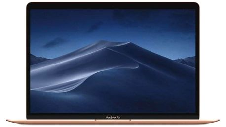"Apple MacBook Air 13"" 128 GB (2019) - Gold (MVFM2CZ/A)"