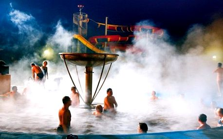 Bešeňová, hotel Bešeňová***⁺ přímo v areálu vodního parku