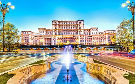 Rumunské památky: 5denní poznávací zájezd