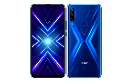 Mobilní telefon Honor 9X modrý (51094TLB)