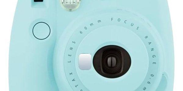 Digitální fotoaparát Fujifilm Instax mini 9 modrý