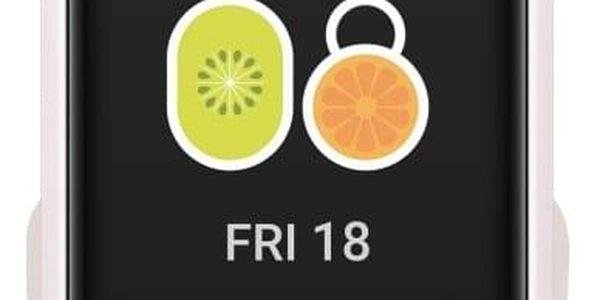 Fitness náramek Huawei Band 4 (55024460) bílý/růžový5