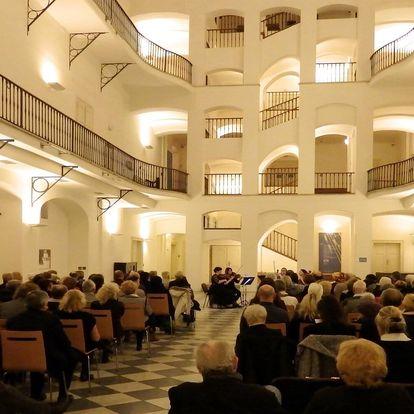 Muzikálové i klasické melodie v bývalém kostele
