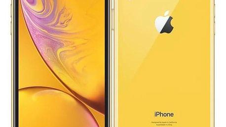 Apple iPhone XR 256 GB - yellow (MRYN2CN/A)