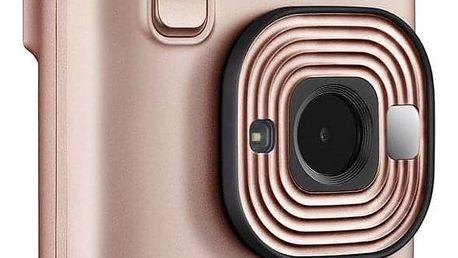 Fujifilm Instax Mini LiPlay zlatý