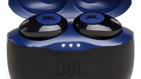 JBL Tune 120 TWS modrá