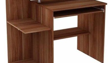 Počítačový stůl MARKO Švestka wallis