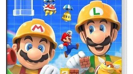 Nintendo SWITCH Super Mario Maker 2 (NSS669)