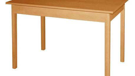 Jídelní stůl-60x90,ABS hrana DANIEL S03 L - Olše