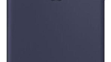 Apple Silicone Case pro iPhone Xs - půlnočně modrý (MRW92ZM/A)