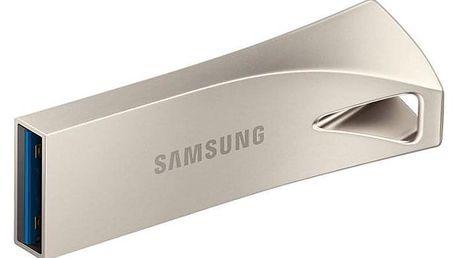 Samsung Bar Plus 64GB stříbrný USB 3.1 (MUF-64BE3/EU)