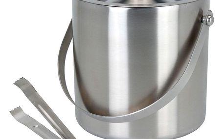 EH Excellent Houseware Barmanský set: kbelík na led + kleště