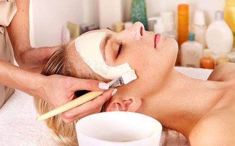 Kosmetické ošetření pleti přírodní kosmetikou