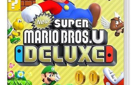 Nintendo SWITCH New Super Mario Bros U Deluxe (NSS468)