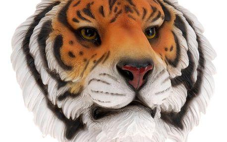 Emako 3D nástěnná dekorace - tygří hlava