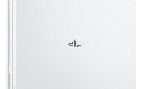 Sony PlayStation 4 Pro 1TB bílá (PS719790914)