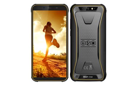 iGET BLACKVIEW GBV5500 Pro žlutý (84001733)