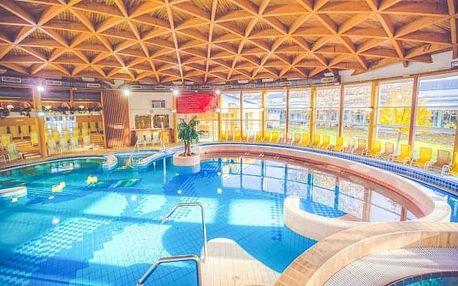 Maďarsko v Hunguest Hotelu Répce *** přímo propojeném s lázněmi Bükfürdo + vstup do wellness a polopenze