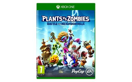 EA Xbox One Plants vs. Zombies: Battle for Neighborville (EAX362321)