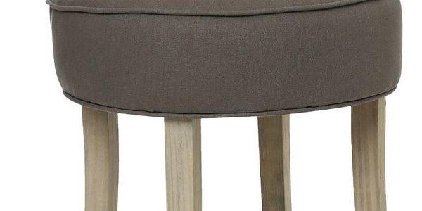 Atmosphera Créateur d'intérieur Židle, taburet, stolička, stolička s opěradlem, barva hnědá
