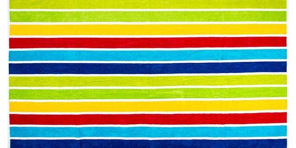 Profod Plážová osuška Candy Stripes, 85 x 165 cm2