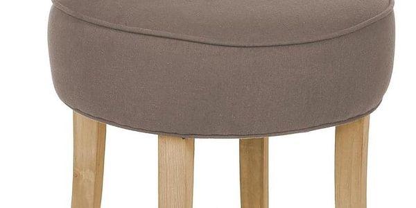Atmosphera Créateur d'intérieur Židle, taburet, stolička, stolička s opěradlem, barva hnědá4