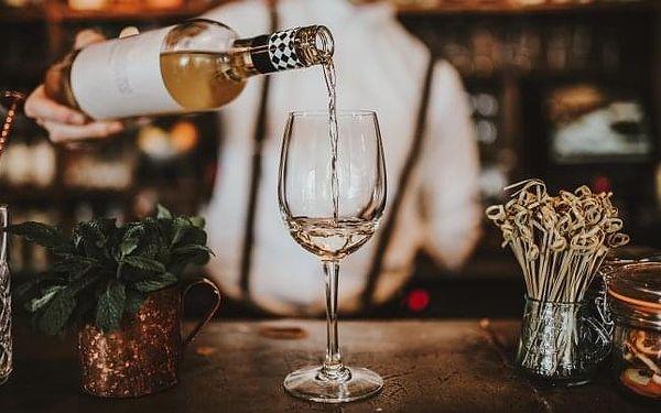 Jižní Morava: Wellness hotel U Langrů s polopenzí, wellness a degustací vína