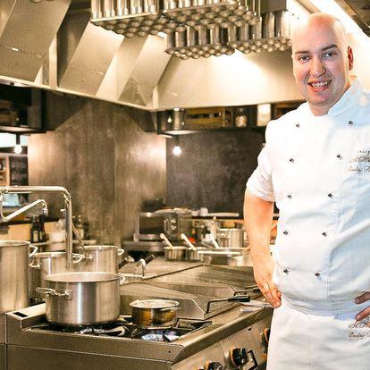 Kurz vaření s Ondřejem Slaninou podle výběru
