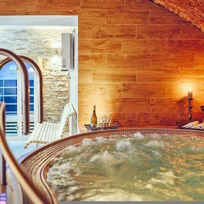 Žďárské vrchy v hotelu s wellness a polopenzí + 50% sleva na masáže a zábaly