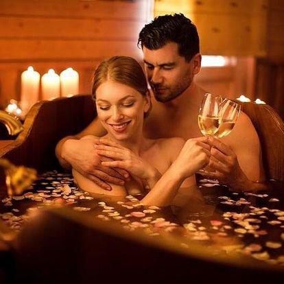 Svatojiřská koupel s aroma masáží pro dva