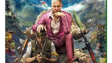 Ubisoft Xbox One Far Cry 4 (USX3020200)