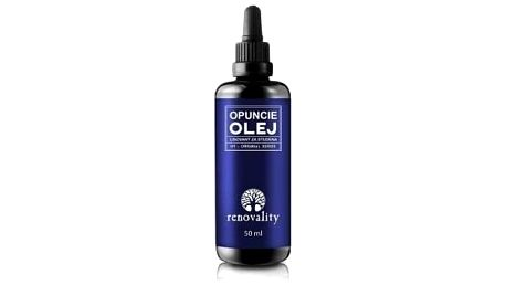 Renovality Original Series Opuntia Oil 50 ml opunciový olej lisovaný za studena pro ženy