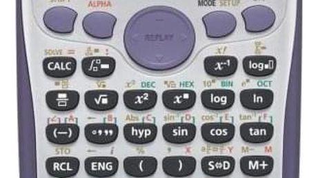 Casio FX 991 ES PLUS šedá