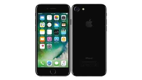 Apple iPhone 7 256 GB - Jet Black (MN9C2CN/A)