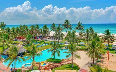 5* Crowne Plaza Resort Salalah s all inclusive